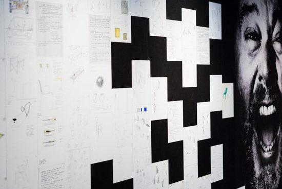 Starck, Dibujos Secretos, Philippe Starck, Centre Pompidou Málaga, Málaga, Málaga Costa del Sol, Provincia de Málaga, Andalucía, España [ing. Andalusia, Spain]